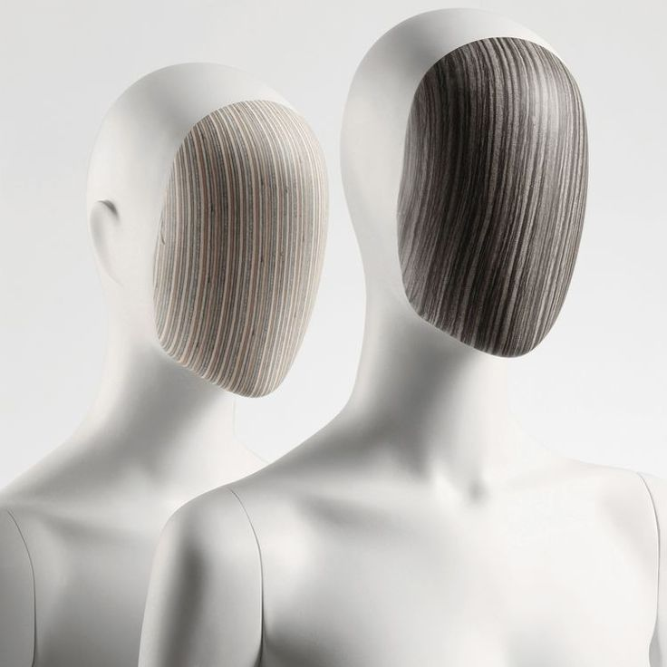 Window Mannequins - The French Touch