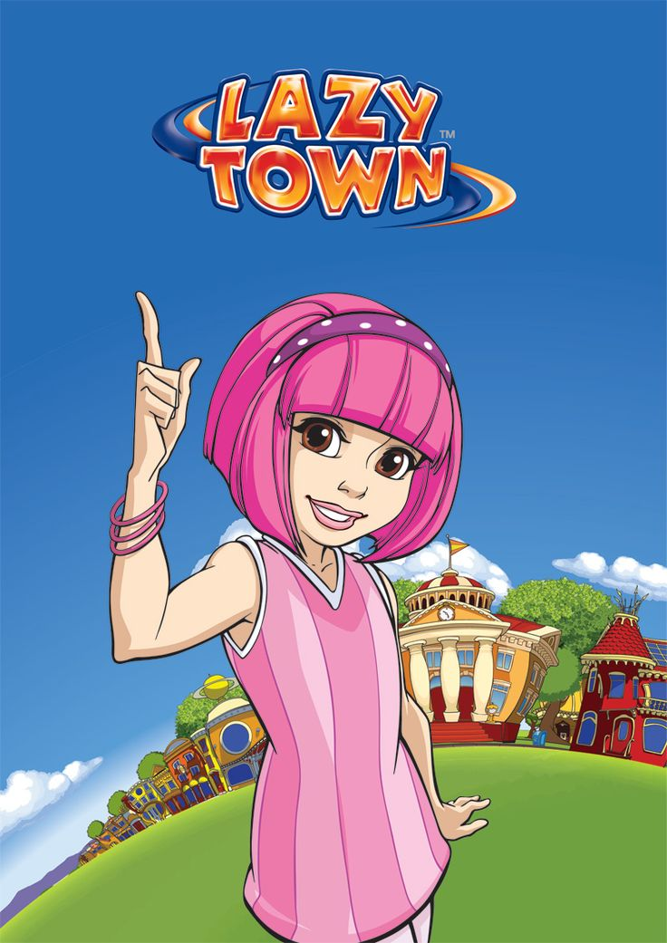Pin By Noor Krayem On Cartoon  Lazy Town, Lazy Town Songs -7491
