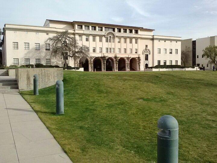California Institute of Technology *1200 E. California Boulevard *Pasadena , CA 91125-4400 *www.gradoffice.caltech.edu *gradofc@its.caltech.edu