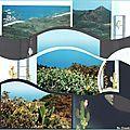 Le Volcan de Teneguia - Scrap Européen de Be Creativa. Gab Londres-Rio Azza