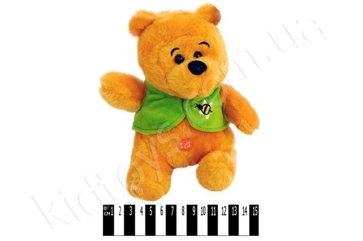 """Ведмедик """"Вінні"""" F-F271417см, игрушки для детей, игрушки для 1 года, интернет магазин товары для дома, мягкий игрушки, интернет магазины детских игрушек украина, выкройки игрушки"""