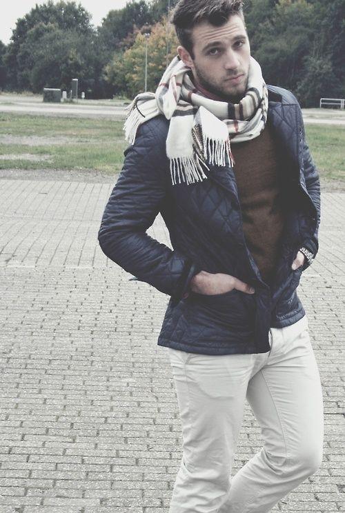 SUNLIGHT ON COLD WATER ☼ UM RAIO DE SOL NA ÁGUA FRIA: Men In Style :Men in Scarves