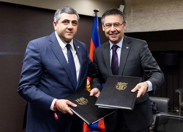 UNWTO Partners with FC Barcelona in Areas of Tourism and Sports