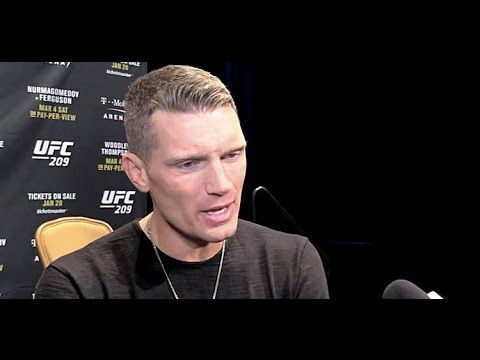 MMA Stephen Thompson Gained a Lot More Respect for Tyron Woodley After Their Fight
