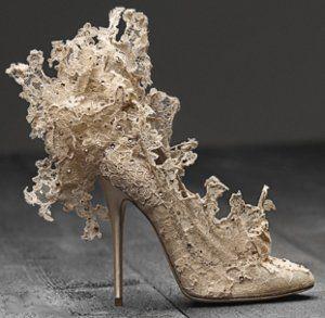 Zapatos primavera-verano 2010 de Valentino