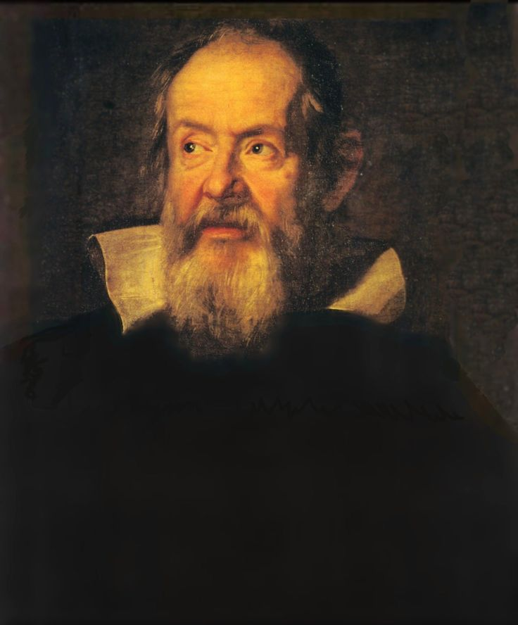 Galileo Galilei nato il 15 febbraio 1564