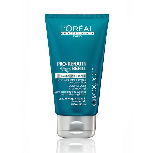 L'Oreal Professionnel Pro-Keratin Refill Protective Blow Dry Cream (150ml)