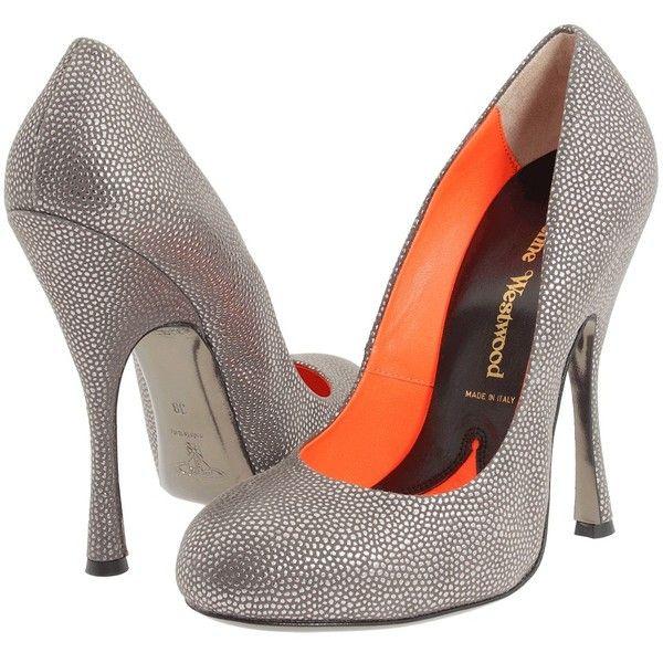 Vivienne Westwood Skyscraper Pump ($308) ❤ liked on Polyvore featuring shoes, pumps, heels, high heeled footwear, leather upper shoes, leather pumps, high heel pumps and high heel platform pumps