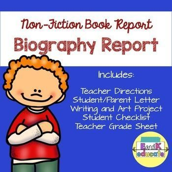 How to do a book report for kids