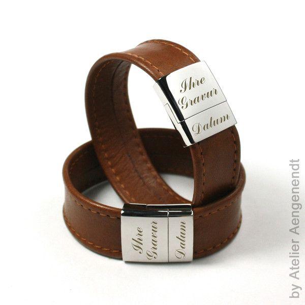 Armbänder - LA-N (HB) Damenarmband & Herrenarmband mit ... - ein Designerstück von Fotoschmuck24 bei DaWanda