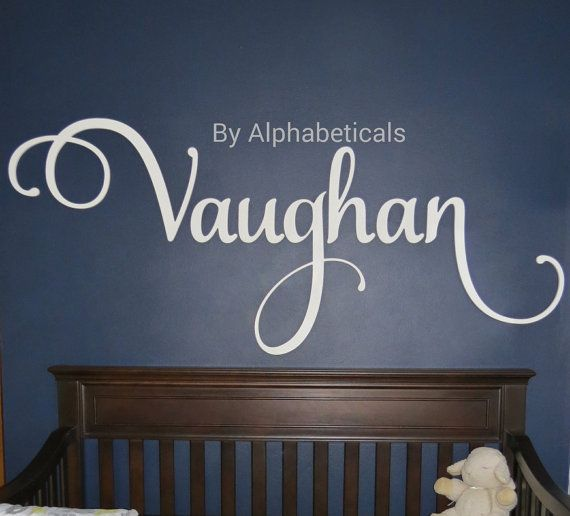 Decorative Wall Letters Wooden Letters for by Alphabeticals