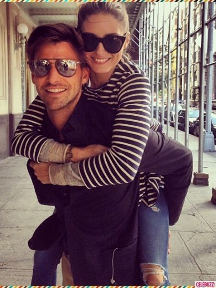 Olivia Palermo and Johannes Huebl. More fashion, beauty and lifestyle over at www.breakfastwithaudrey.com.au