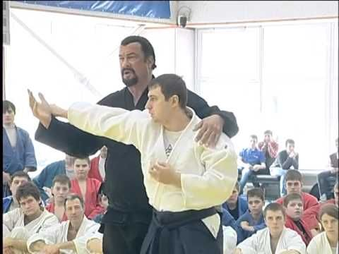 """REAL AIKIDO """"Demonstration in Belgrade"""" (ONE OF THE BEST) - Fariz Abdullayev *** - YouTube"""