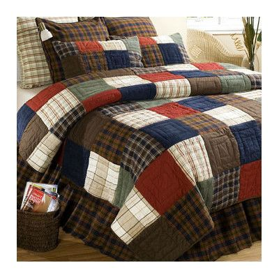 Amity Home Cotton Quilt Bedding Sets