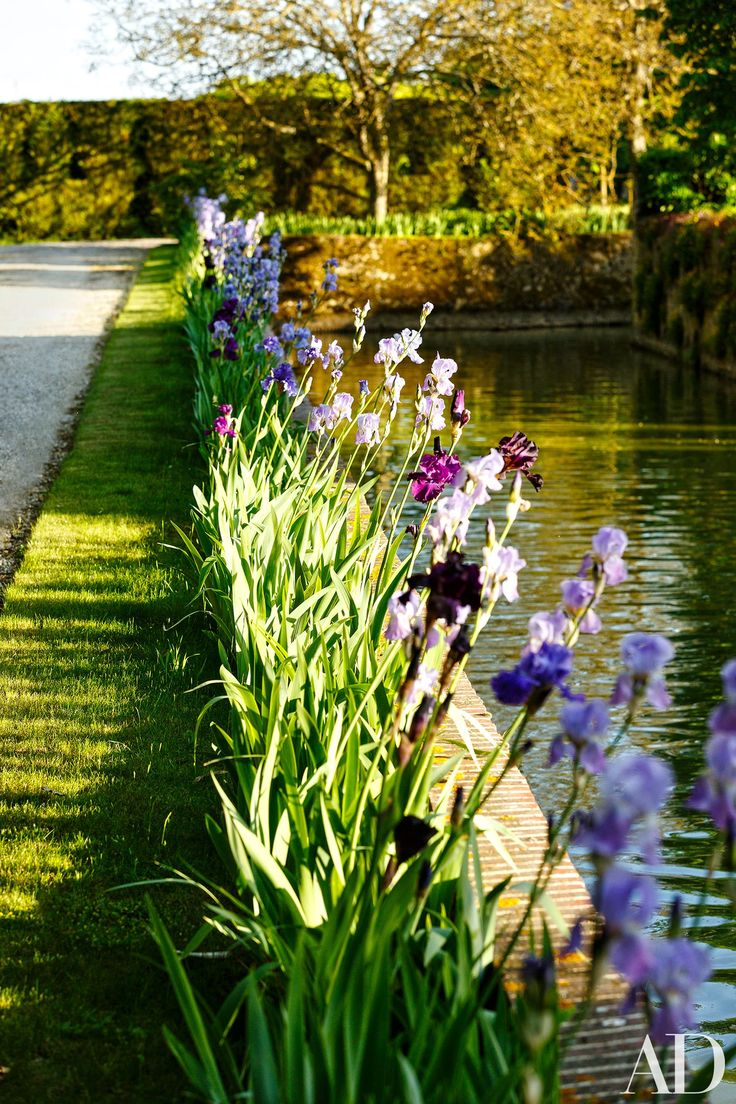 this french country estate boasts unbelievably beautiful gardens by louis benech