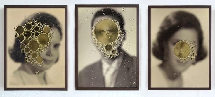 Patricio Reig  oil portraits, 2009