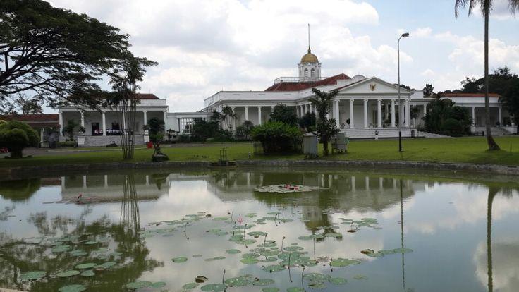 Kebun Raya Bogor di Bogor, Jawa Barat