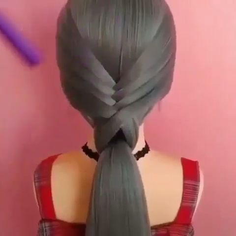 20 Fast And Simple Hair Types & Video Tutorials
