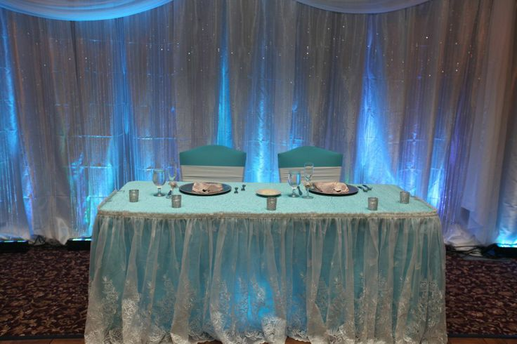 SweetHeart Table Tiffany Style