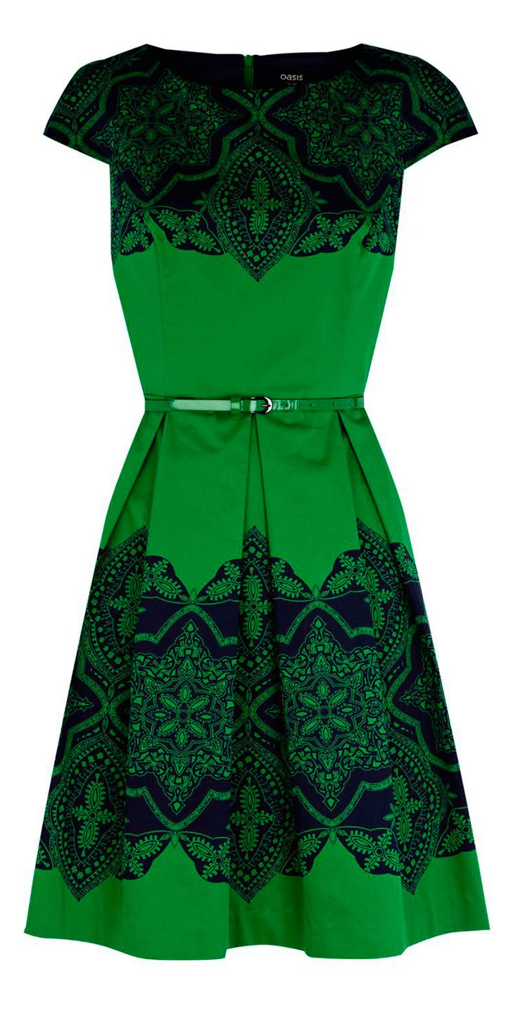 emerald dress. for the holidays.
