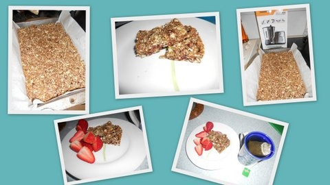 'Yummy Bars' made easy thanks to my Thermochef
