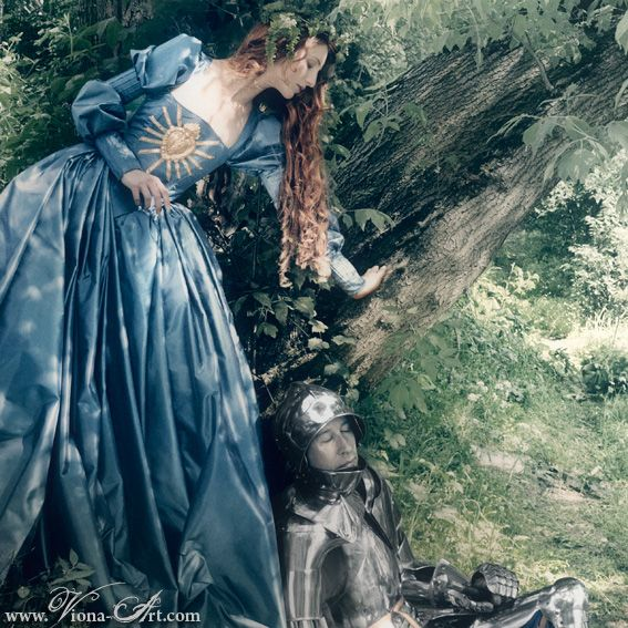 ♥ Romance of the Maiden ♥ couture gowns worthy of a fairytale - pre raphaelite-esque
