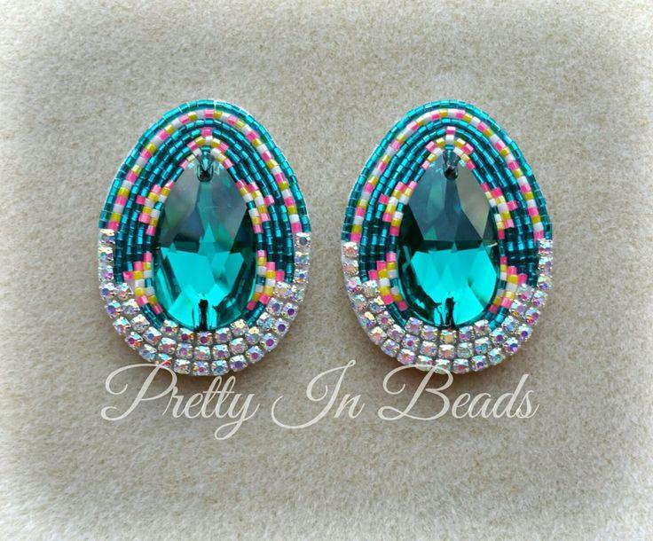 Native American beaded earrings                                                                                                                                                                                 More