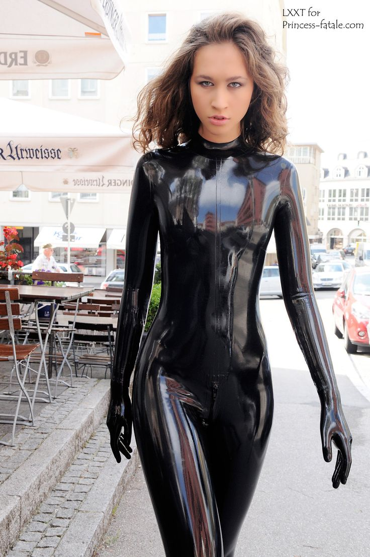 Sexy girls in latex