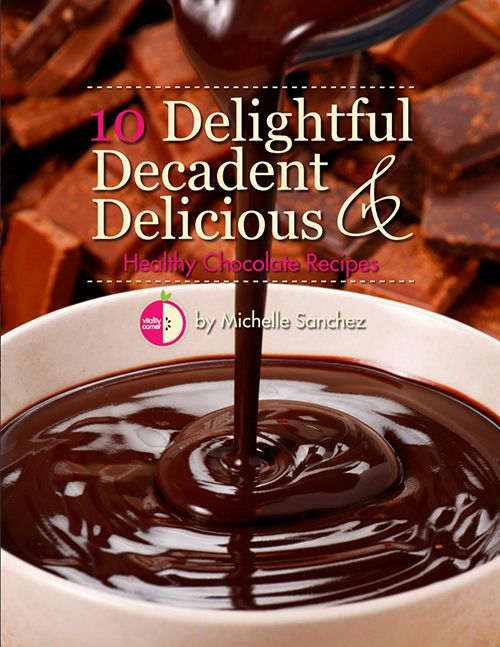Awesome Free Chocolate Recipe Book - all recipes are gluten and dairy free!