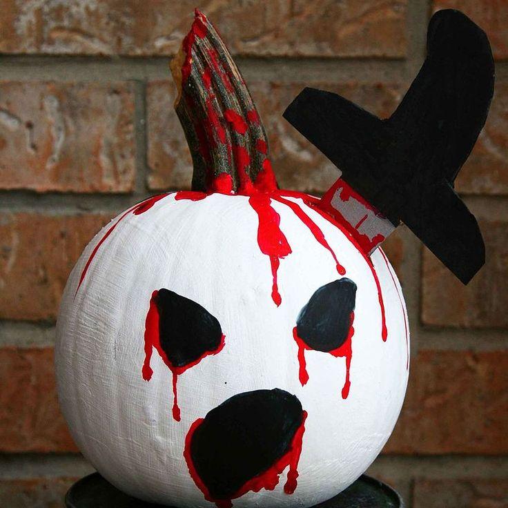 Best 25+ Cool Pumpkin Carving Ideas On Pinterest