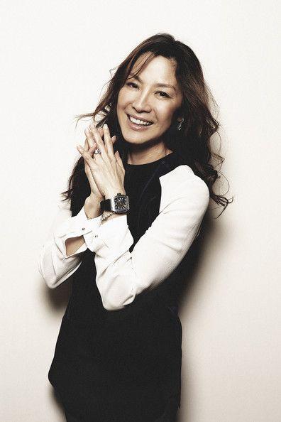 Michelle Yeoh Photos: Michelle Yeoh Portrait Session