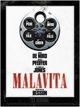 Malavita l'affiche du #film