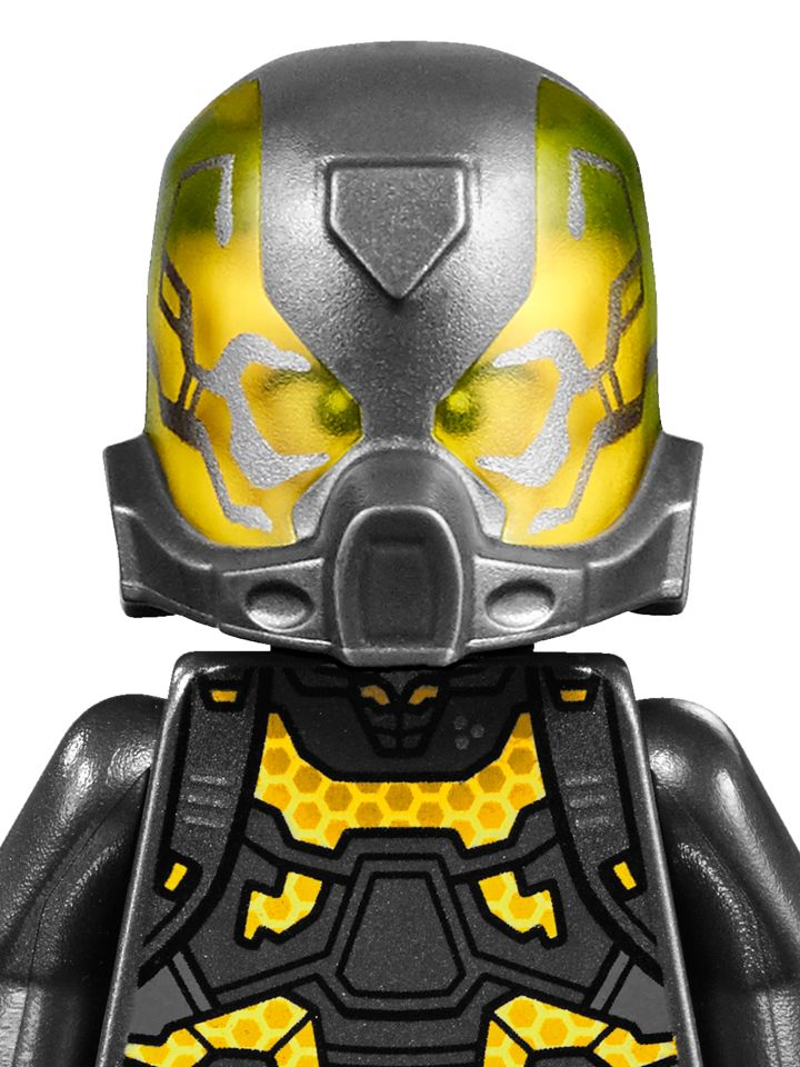 Yellow Jacket - Characters - Marvel Super Heroes LEGO.com