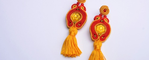 GIO studio Fall in Red Soutache Collection (37)