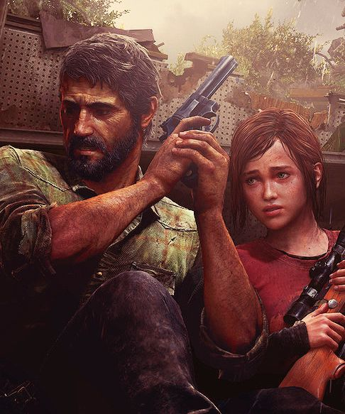 The Last of Us. Words cannot express how much I love these two people.