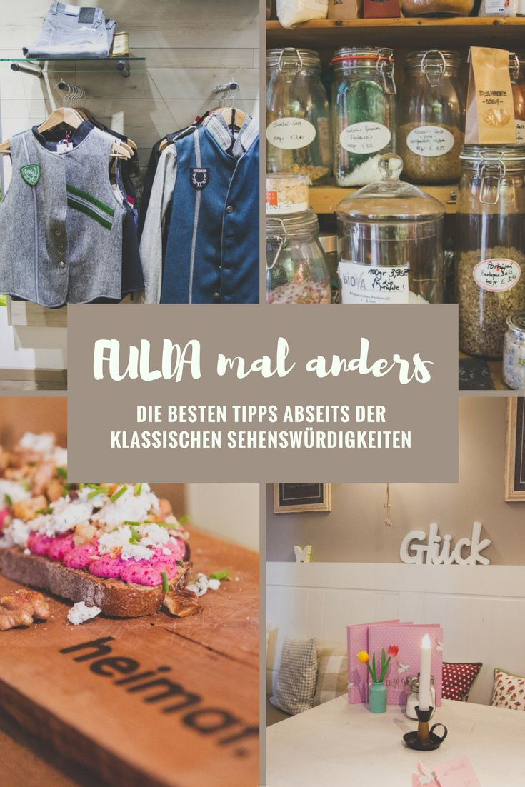 Ihr plant eine Städtereise nach Fulda oder wisst nicht, was ihr am Wochenende in Fulda unternehmen sollt? Wir haben die besten Tipps, was man in Fulda machen kann, ganz abseits der klassischen Sehenswürdigkeiten.
