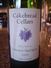 Sip the Smooth and Silky Flavor of Cakebread Cabernet!!!!!