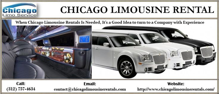 When Chicago Limousine Rentals Is Needed, It's a Good Idea to turn to a Company with Experience