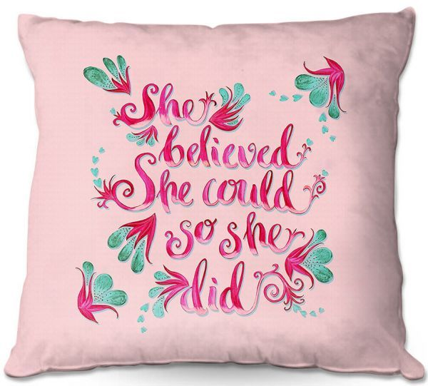 Captivating Throw Pillows From DiaNoche Designs By Zara Martina