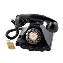 GPO Carrington Black Phone