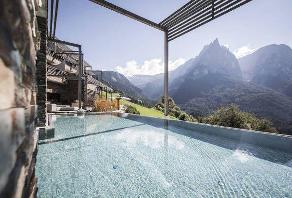 Un hôtel à couper le souffle en Italie | Archiboom, l'architecture et le design par ceux qui les font ! - Blog CotéMaison.fr