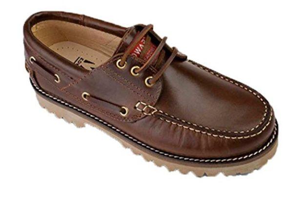 Zapatos Náuticos marrón #Zapatos #Calzado #ModaAmazon #ModaHombre #Outfit #Men #Hombre #Náuticos