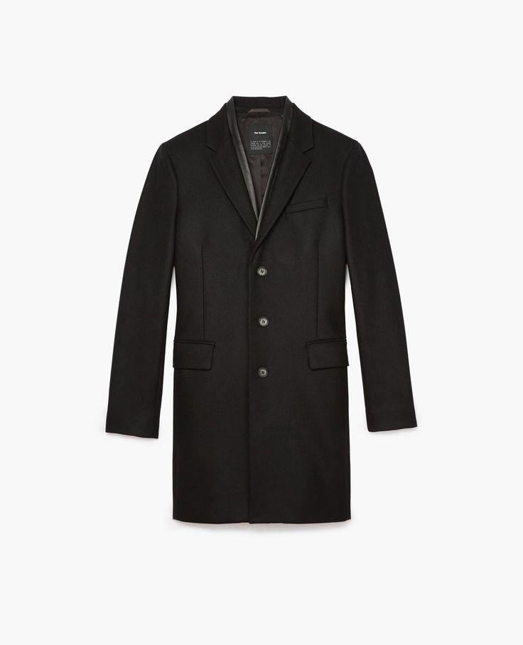 1000 id es sur le th me manteau laine homme sur pinterest cuir homme les hommes et manteau laine. Black Bedroom Furniture Sets. Home Design Ideas