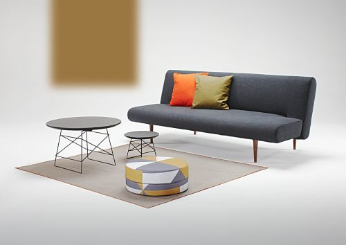Awesome The Unfurl sofa bed was designed by Per Weiss Andreas Lund Flemming Hoejfeldt for the manufacturer Innovation In respect of design the Unfurl sofa bed is