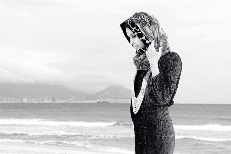 Love & Light on the blog.. A few words from the heart #Hijab #Modesty www.xana.co.za