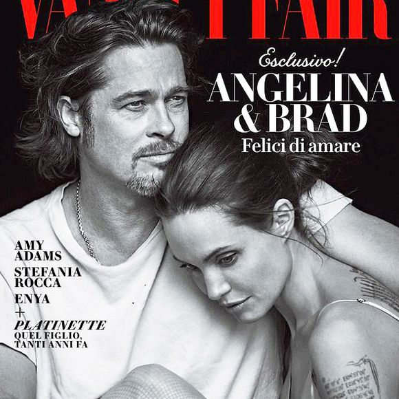 Perte de temps - Brad Pitt et Angie forment le couple parfait | HollywoodPQ.com