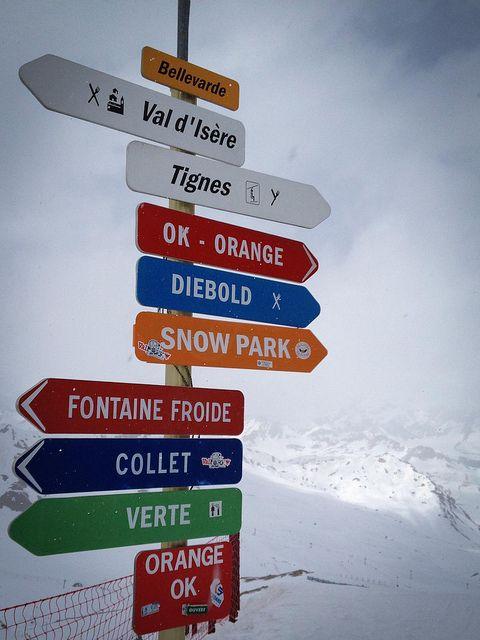 Val d'Isere | Photo by Helen Dixon | snowzine.com