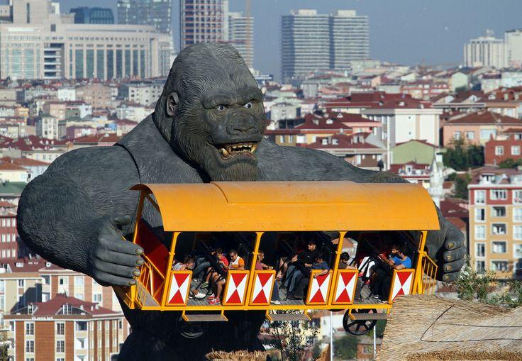 Theme park - Vialand (Istanbul)