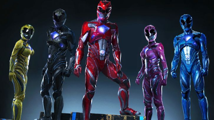 MOVIES: Power Rangers - News Roundup Updated 22nd September 2016