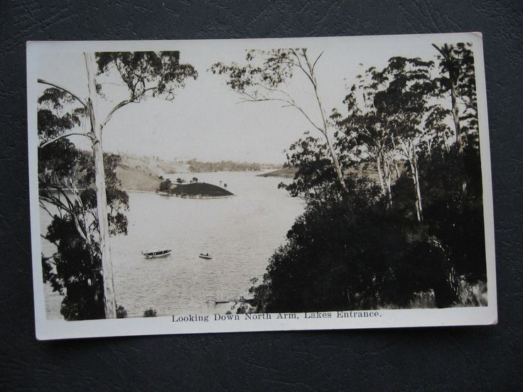 North Arm Lakes Entrance Victoria Australia • AUD 23.99 - PicClick AU